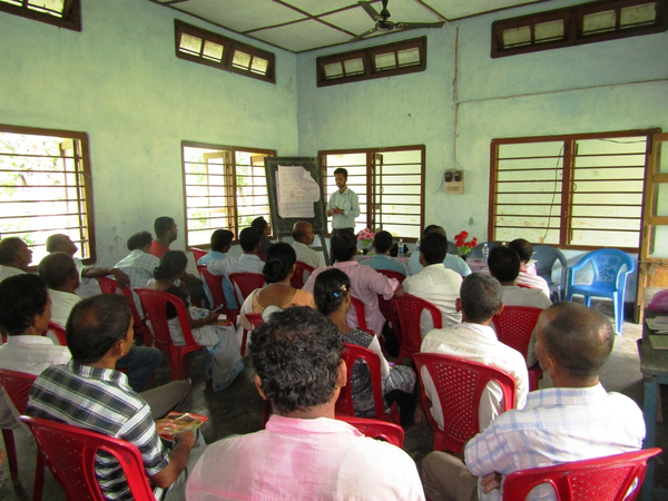 Sensitization Workshop for Farmer Producer Organization on Access to Finance - 4